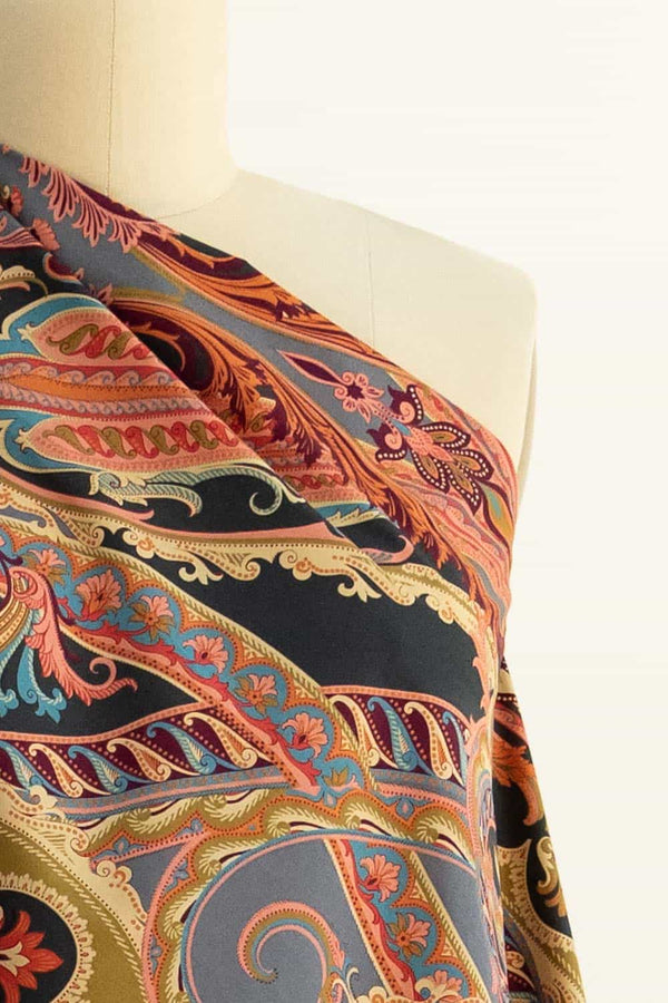Inverness Paisley Italian Woven