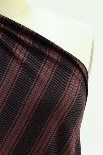Jerry Brown Stripe Knit