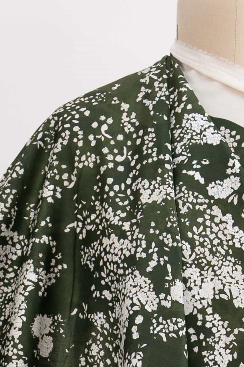 Light In The Forest Japanese Cotton Sateen Woven