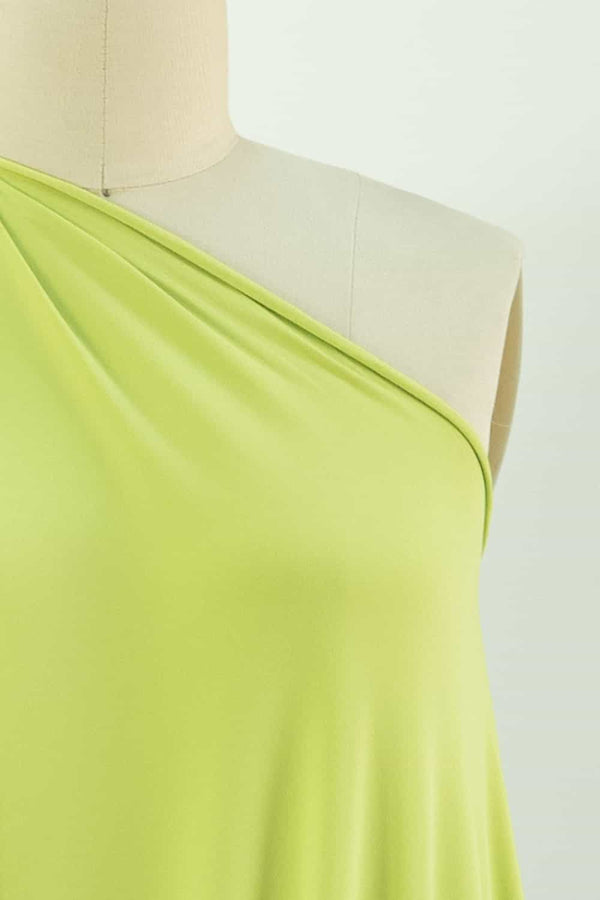 Lime Rickey Parisian Microfiber Knit