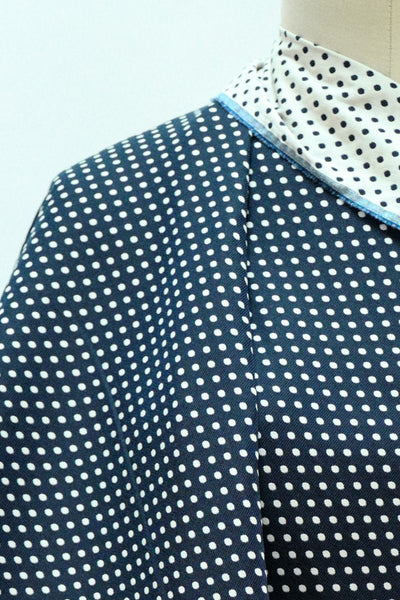 Marie Dot Stretch Woven