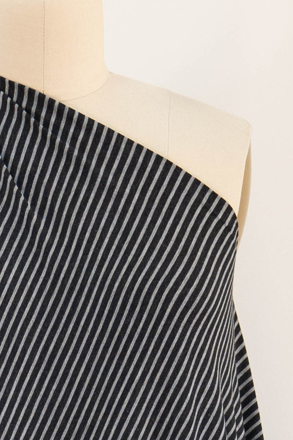 Metropolitan Stripe French Knit
