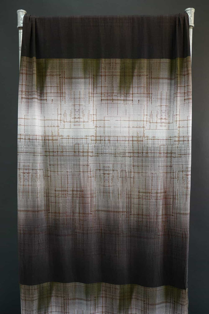 "Pascal French Digital Knit Panel   sold by the 36"" x 58"" panel"