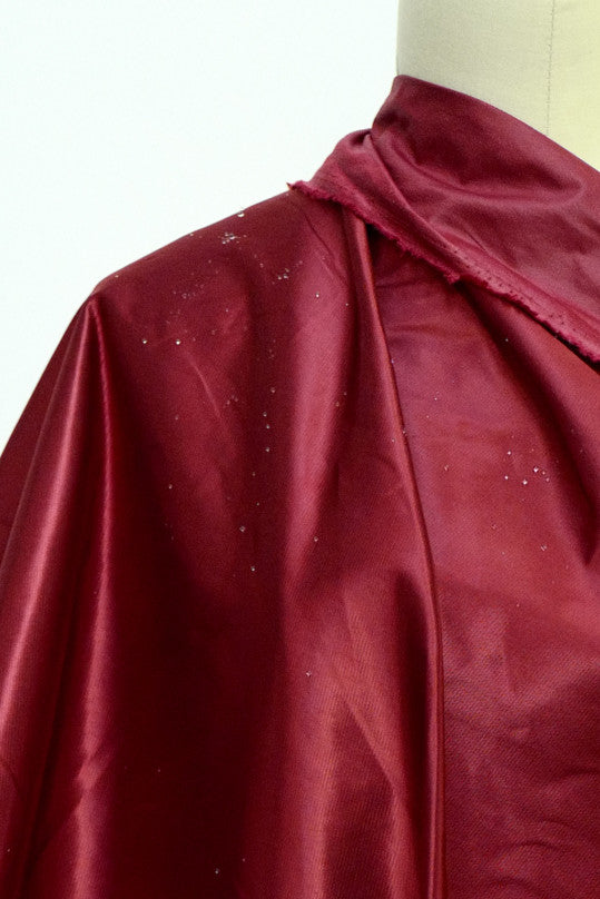 Red Raincoat Woven