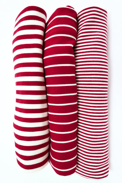 Red Stripes Stash Combo