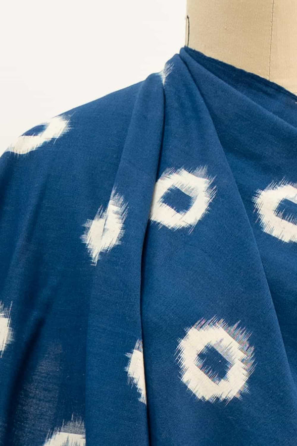 Sitara Ikat Indian Cotton Woven