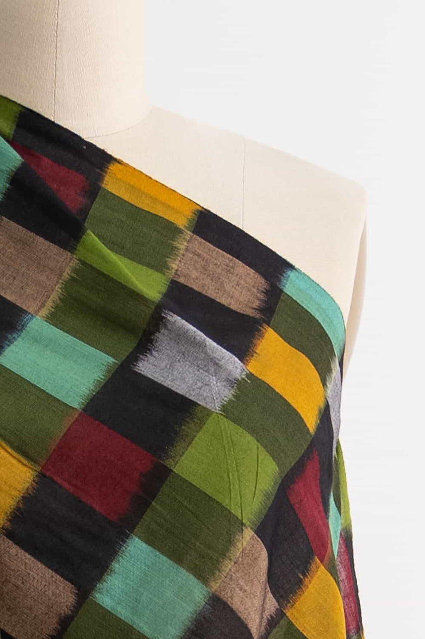 Sultana Ikat Indian Cotton Woven   MORE COMING SOON