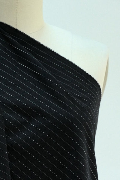 Tribeca Stripe Stretch Woven