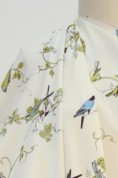 Tweety Bird Organic Cotton Woven