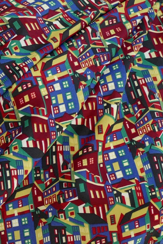 Village Liberty Print Cotton Woven