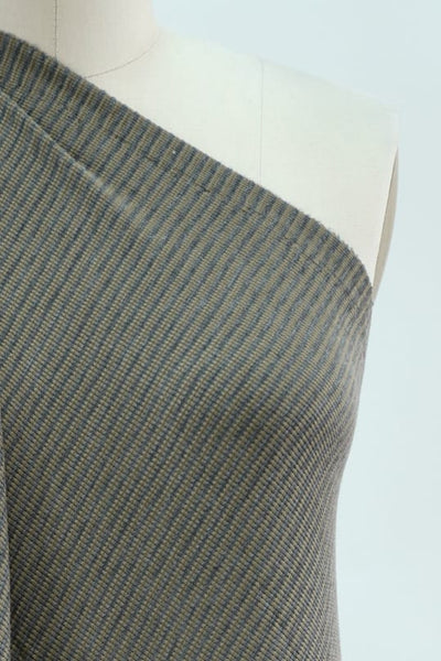 Woody Harrelson Stripe Rib Knit