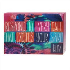 "#109472 - 4""X6"" WALL BLOCK-RESPOND  -  24/CASE"