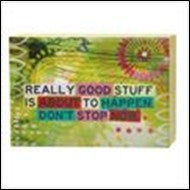 "#109475 - 4""X6"" WALL BLOCK-GOOD STUFF  -  24/CASE"