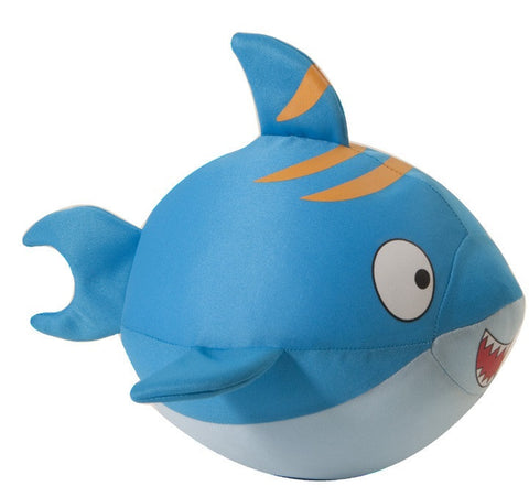 "#113111 - 5"" SHARK BOMB BALL FLOATY  -  60/CASE"