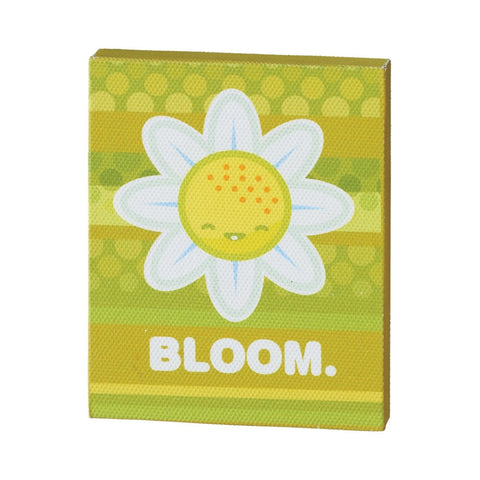 #118923 - BLOOM MAGNET MDF CANVAS  -  48/CASE
