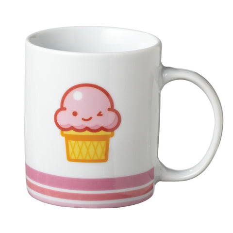 #118937 - SWEET MUG PORCELAIN  -  24/CASE