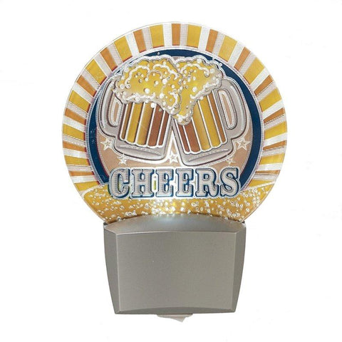 #132150 - CHEERS BEER MUG NIGHT LIGHT  -  24/CASE