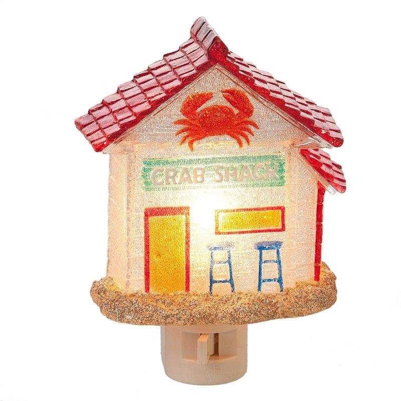 #133975 - CRAB SHACK NIGHT LIGHT  -  24/CASE