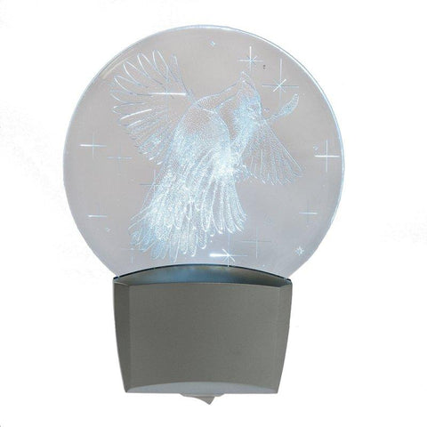#140905 - CARDINAL LED NIGHT LIGHT  -  24/CASE