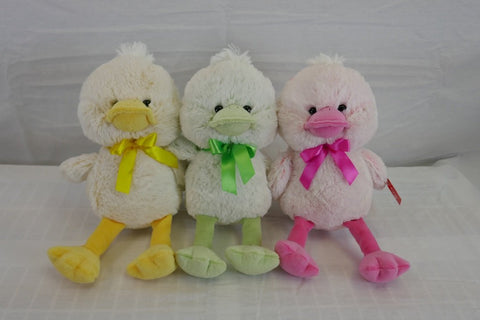 "#161189 - 9""PLUSH DUCKS .  -  36/CASE"