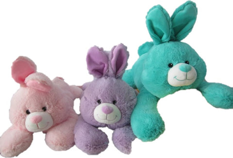 "#161608 - 25""JUMBO BUNNIES 3AT  -  6/CASE"