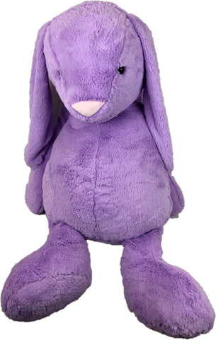 "#180333 - 31""JUMBO PURPLE BUNNY-CANDY  -  2/CASE"