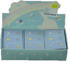 #19672 - EASTER NAIL DECALS  -  1440/CASE