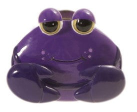 #313660 - PURPLE BRIGHT EYES CRAB MAGNET  -  310/CASE