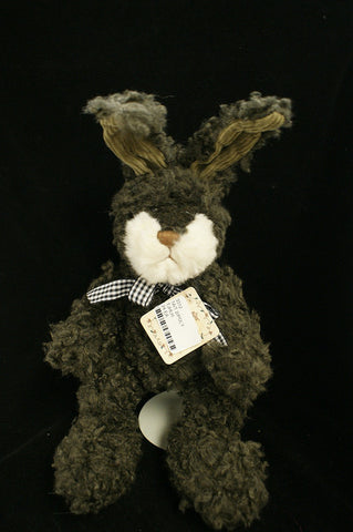 "#3312 - 16""JNTD.FRIZZLE CHARCOAL BUNNY  -  24/CASE"