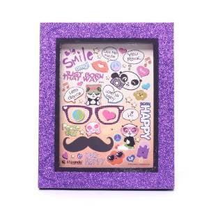#4036881 - LIL PANDA FRAME W/STICKERS  -  36/CASE