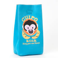 "#4037246 - CUIPO 12"" LUNCH BAG-MONKEY  -  100/CASE"