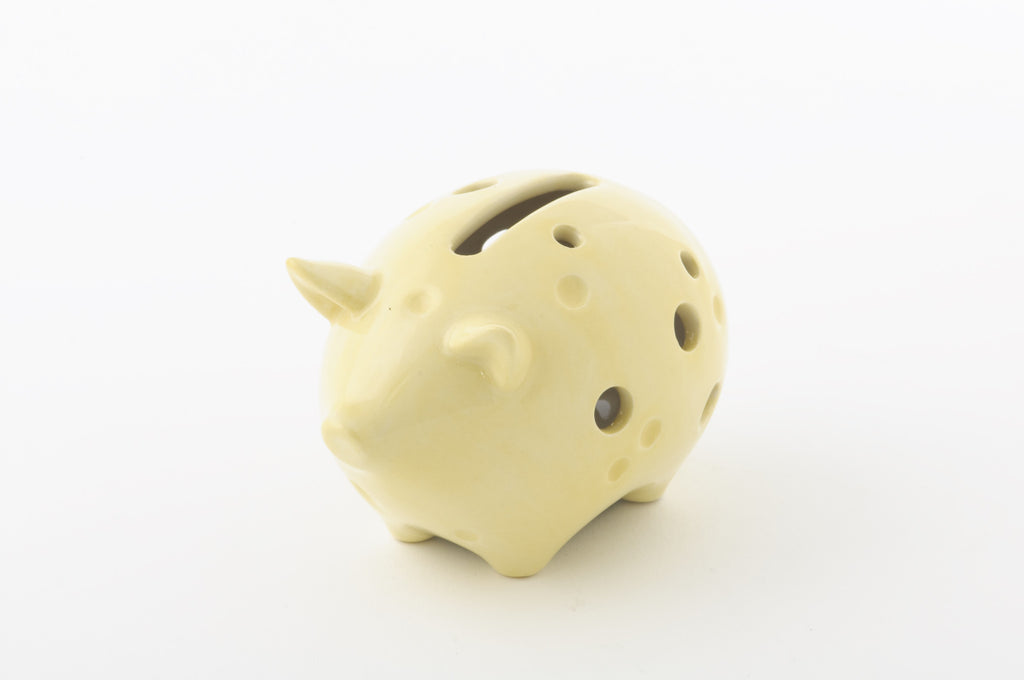 "#4038464 - 2.75""H PIG BANK-SWISS ACCOUNT  -  72/CASE"