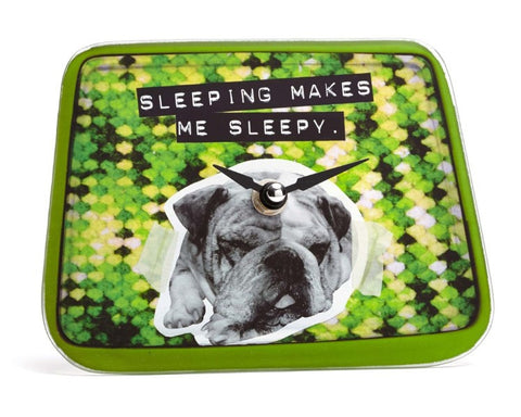 #4050464 - FRANK CLOCK LOUIE SLEEPING...  -  24/CASE