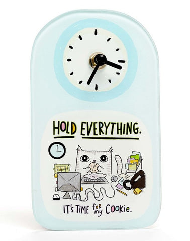 #4050609 - CTSWRK CLOCK HOLD EVERYTHING  -  24/CASE