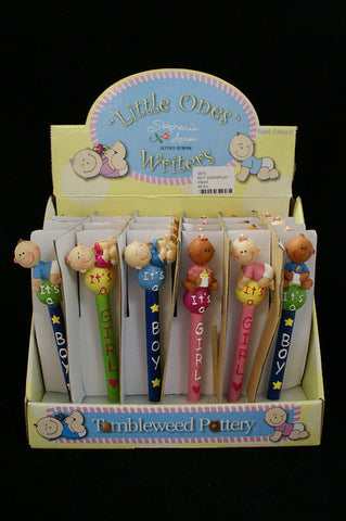 #5875 - IT'S A BOY IT'S A GIRL PENS  -  48/CASE