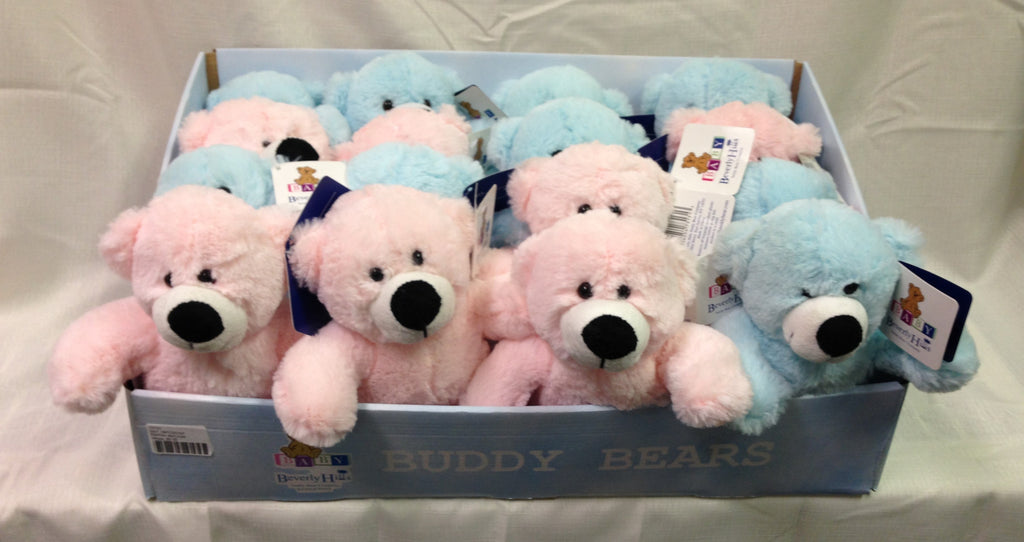 "#73131 - 8""STANDING BABY BEARS  -  48/CASE"
