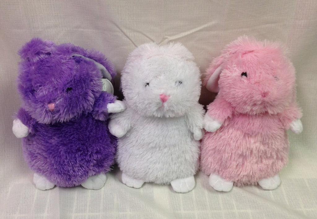 #91282 - 10'' PUDGY BUNNIES   -  24 PCS