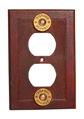 #B5050126 - SHOTGUN SHELL OUTLET COVER  -  72/CASE
