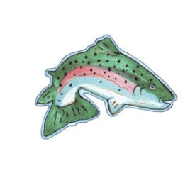 "#B5170138 - 15X9""JUMPING TROUT PLATTER  -  6/CASE"