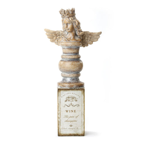 "#D1003680025 - 12.5""WINE ANGEL-JUICE OF CHAMPIONS  -  6/CASE"