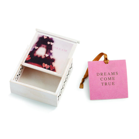 "#D1003920017 - 3.5""SQ.DREAM SACHET BOX-DREAMS COME TRUE  -  96/CASE"