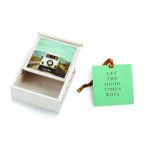 "#D1003920026 - 3.5""SQ.ESCAPE SACHET BOX-GOOD TIMES  -  96/CASE"