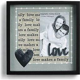 "#D1004210007 - 10""SQ.LOVE MAGNETIC WALL ART  -  12/CASE"