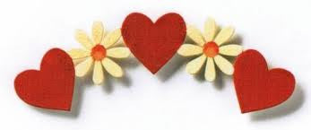 "#D17453 - 5.5""W.HEART BORDER MAGNET  -  96/CASE"