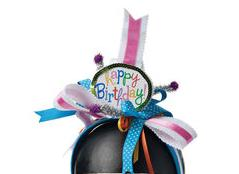 #D20115001 - HAPPY BIRTHDAY HEADBAND  -  24/CASE
