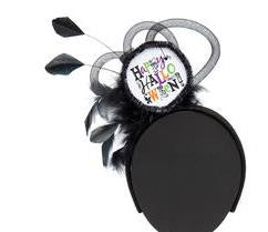 #D20121517 - HAPPY HALLOWEEN HEADBAND WITH  -  24/CASE