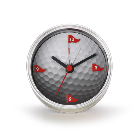 "#D3005051106 - 3.5""D GOLF CLOCK IN A CAN  -  72/CASE"