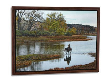 #D3005210456 - FALL RIVER RIDE 24X18 WALL ART  -  4/CASE