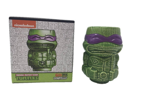 #DONATELLO - TMNT MINI TIKI MUG-PURPLE- DONATELLO  -  48/CASE