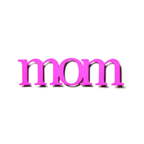 "#E00012 - 5"" PINK MOM MAGNET-EYS  -  96/CASE"